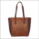 Dubarry Bandon Tote Bag Walnut 1
