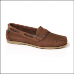 Dubarry Belize Ladies Slip On Deck Shoe Cafe