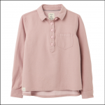 Joules Ashbrook Pop Over Deck Shirt Light Pink 1