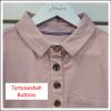 Joules Ashbrook Deck Shirt Tortoiseshell Buttons 1