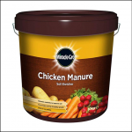 Miracle Gro Chicken Manure Soil Enricher 10kg