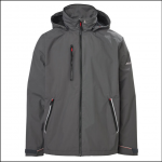 Musto Sardinia 2.0 Lightweight Jacket Charcoal 1