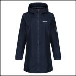 Musto Sardinia Ladies Long Rain Jacket Navy 1