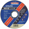 Faithfull Multi-Cut Thin Discs 115 x 1.0 x 22mm Pk of 10 2