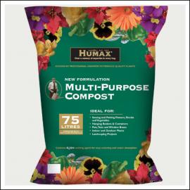 Humax Multi Purpose Compost 75L