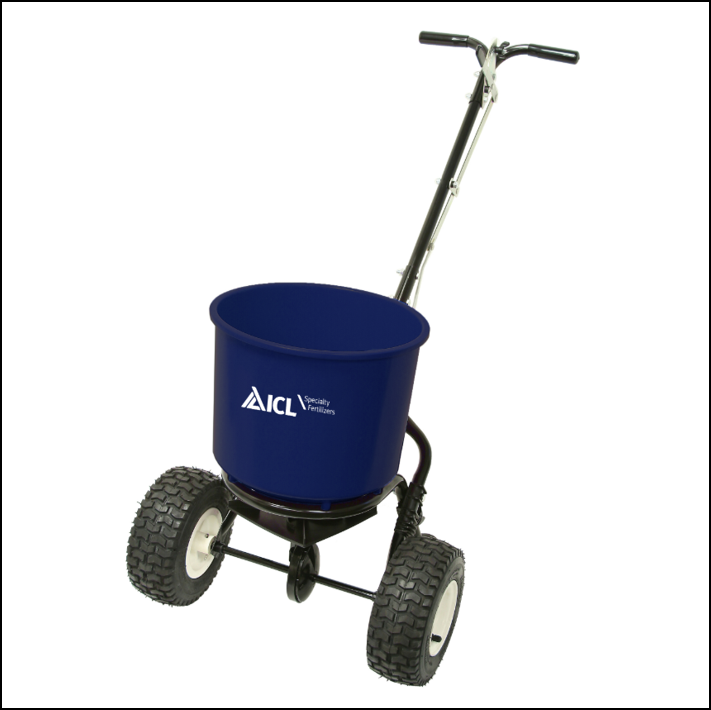 ICL AccuPro 1000 Rotary Fertilizer & Seed Spreader