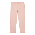 Joules Hesford Chino Trousers Pale Pink 1