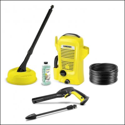 Karcher K2 Universal Home Pressure Washer 1