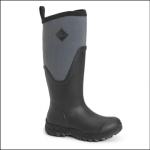 Muck Boot Ladies Artic Sport II Tall Boots Black-Grey 1