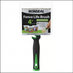 Ronseal 4 inch Fence Life Brush
