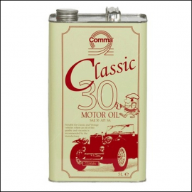 Comma Classic 30 Motor Oil 5L