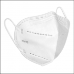 Disposable KN95 FFP2 Face Protection Masks (Pack of 10)