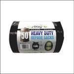 EcoBag 100L Heavy Duty Refuse Sacks