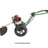 Portek RufCut Wheeled Brushcutter & Heavy Duty Strimmer 10