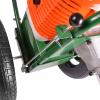 Portek RufCut Wheeled Brushcutter & Heavy Duty Strimmer 3