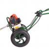 Portek RufCut Wheeled Brushcutter & Heavy Duty Strimmer 4