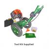 Portek RufCut Wheeled Brushcutter & Heavy Duty Strimmer 5