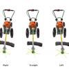 Portek RufCut Wheeled Brushcutter & Heavy Duty Strimmer 8