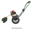 Portek RufCut Wheeled Brushcutter & Heavy Duty Strimmer 9