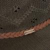 Barbour Ladies Flowerdale Hat Olive Green 21