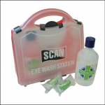 Scan Compact Eye Wash Station