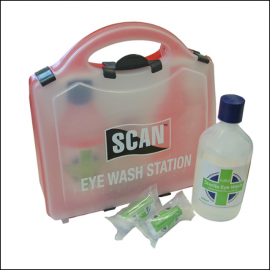 Scan Compact Eye Wash Station 1