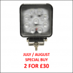 Sparex 1840 LED Work Light