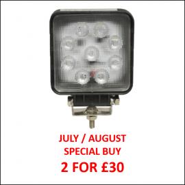 Sparex 1840 LED Work Light