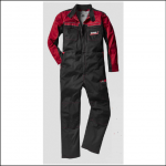 Case IH Adult Deluxe Poly Cotton Work Overalls 1