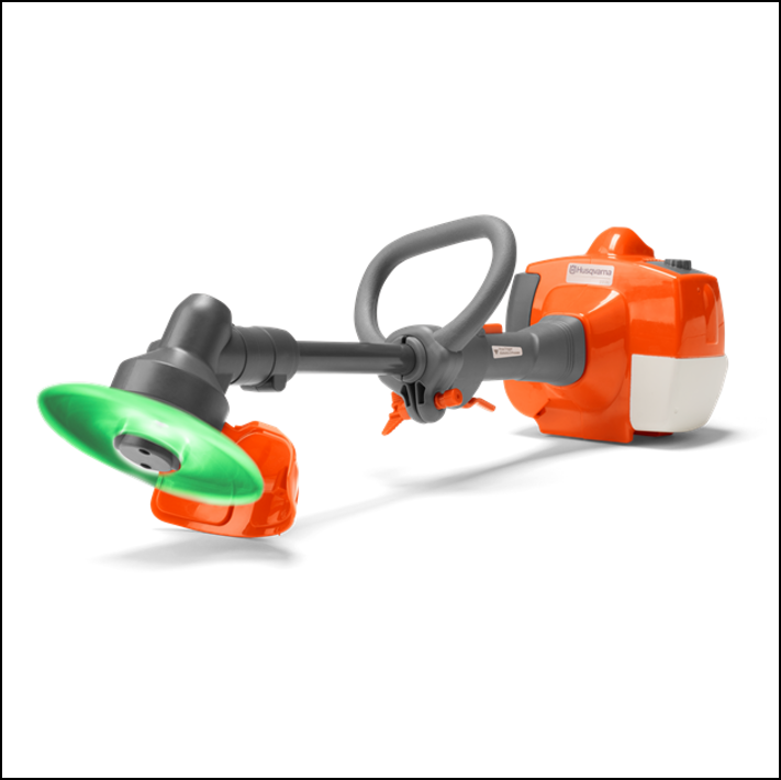 Husqvarna Childrens Battery Operated Toy Trimmer 1