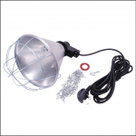 Infrared Heated Lamp Assembly