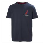 Musto K93 Men's GBR T-Shirt True Navy 1