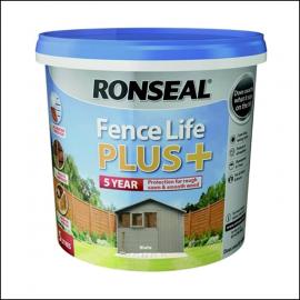 Ronseal Fenclife Plus+ 5 Litre Slate