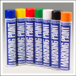 Bowcom Site & Line Marking Aerosol 750ml (Assorted Colours)