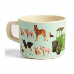 Tractor Ted Baby Animals First Bamboo Mug