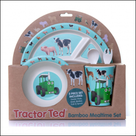 Tractor Ted Baby Animals Mealtime Set