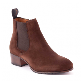 Dubarry Bray Ladies Chelsea Boot Cigar 1