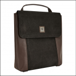 Dubarry Dingle Convertible Bag Black-Brown 1
