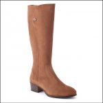 Dubarry Downpatrick Knee High Boot Camel 1