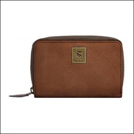 Dubarry Enniskenny Leather Wallet Walnut 1