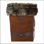 Dubarry Faux Fur Boot Liners Elk 1