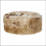 Dubarry Ladies Fur Headband Chinchila 1