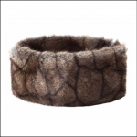 Dubarry Ladies Fur Headband Elk 1