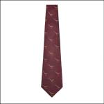 Dubarry Madden Pheasant Tie Merlot (2)