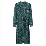 Joules Aurelie A-line Shirt Dress Navy Ditsy 1