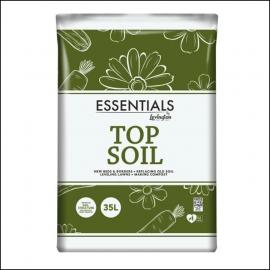Levington Essentials Top Soil 35L