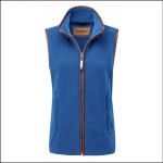 Schoffel Lyndon II Ladies Fleece Gilet Colbalt Blue 1