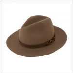 Schoffel Willow Ladies Fedora Espresso