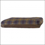 Barbour Classic Tartan Memory Foam Dog Mattress 1