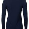 Barbour Homeswood Ladies Tee Shirt Navy 2